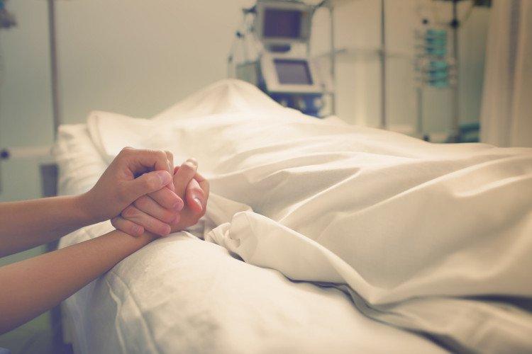 Учените установиха какво последно се случва с човек, когато умира