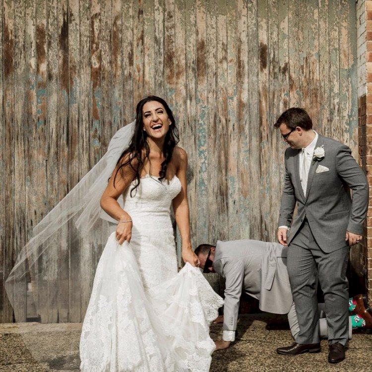 Жена наддаде тегло до 120 кг без да знае причината, но малко преди сватбата й се случи чудо СНИМКИ