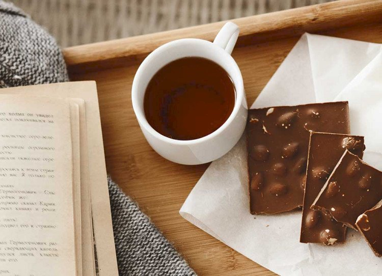 Шоколадът и чаят забавят стареенето