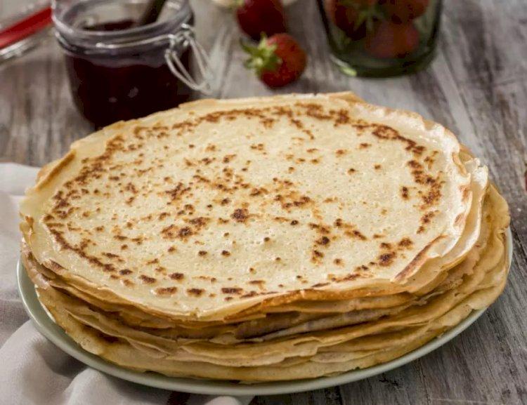 3 рецепти за вкусни палачинки БЕЗ брашно