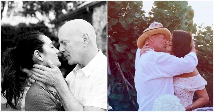 Любовната история на Брус Уилис: