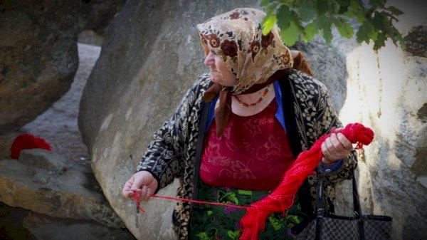 Баба Хава - жрицата от Родопите