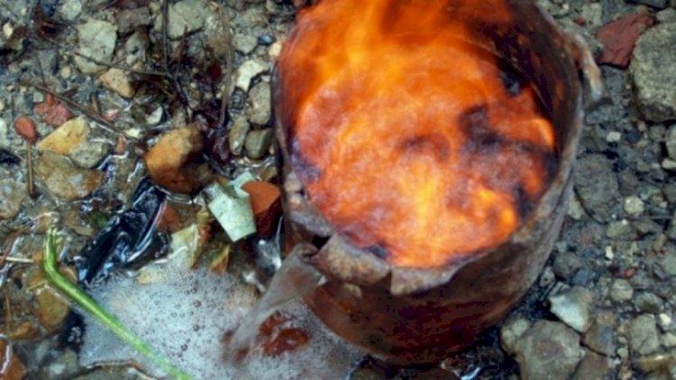 Лековита горяща вода извира край Варна