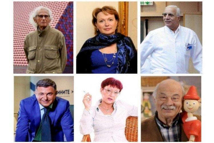 ЧЕРНАТА 2020: Загубихме велики българи! Поклон!