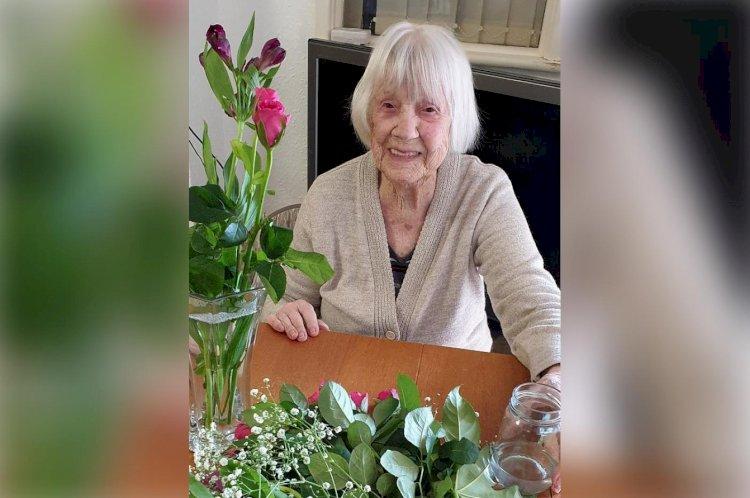 """104-годишна баба пребори """"короната"""" и сподели своята тайна!"""