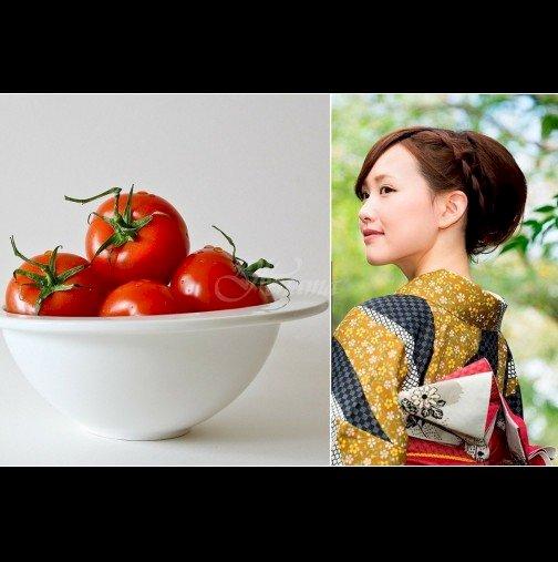 Японската доматена диета вае фигура на гейша за 5 дни! Перфектна за бързо и трайно отслабване