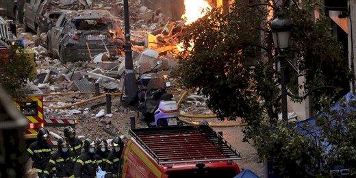 Извънредно: Български гражданин е сред загиналите при взрива в Мадрид /ВИДЕО/